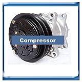 GOWE compressor for DKS17CH compressor for Isuzu Trooper/Opel Monterey 506211-1860 5062111860 506011-3350 5060113350