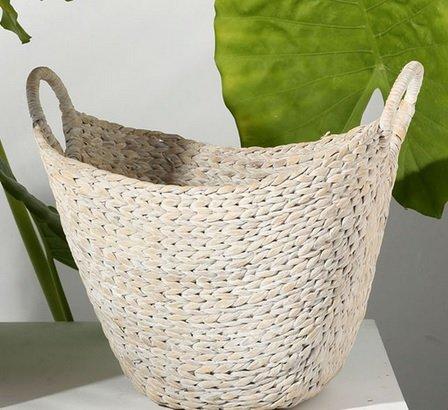 Basket for Toy Storage Basket of Dirty Clothes Basket (Baskets Ikea Wicker Storage)
