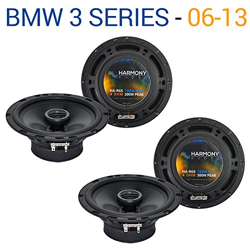 Fits BMW 3 Series 2006-2013 Factory Speaker Replacement Harmony (2) R65 Package ()