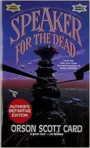 Speaker for the Dead (The Ender Quintet): Card, Orson Scott