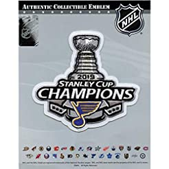 2019 NHL Stanley Cup Final Champions St ...