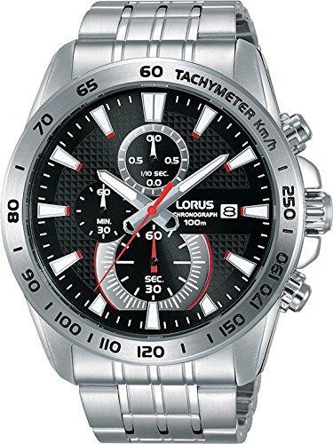 Lorus rm387dx9 Horloge Heren – Zilver – edelstaal