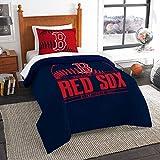 The Northwest Company Boston Red Sox Twin Comforter Set