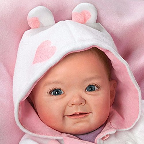 Ashton-Drake Cutest Baby Contest Winner: Savana Baby Doll ...