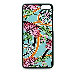 Case Fun Case Fun Flower Cocktail Snap-on Hard Back Case Cover for Amazon Fire Phone