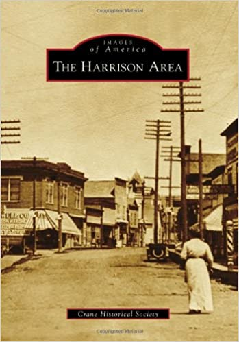 Harrison Area, The (Images of America)
