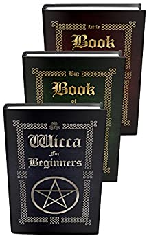Wicca: Wicca Starter Kit (Wicca for Beginners, Big Book of Spells and Little Book of Spells 4) by [Silvervine, Sophia]