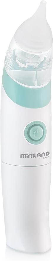Miniland Nasal Care - Aspirador nasal eléctrico: Amazon.es: Bebé