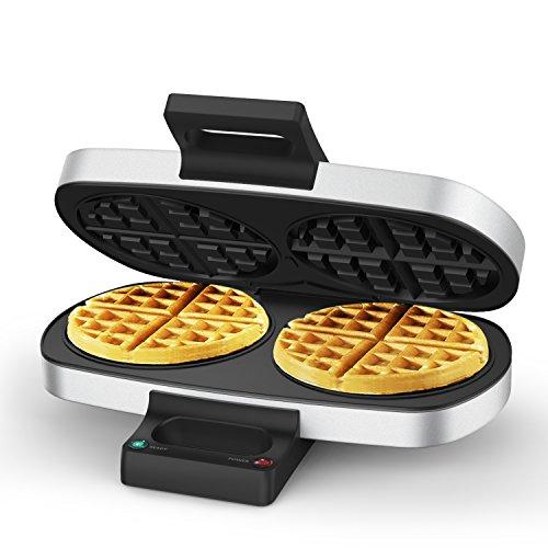 cast iron waffle stovetop - 8