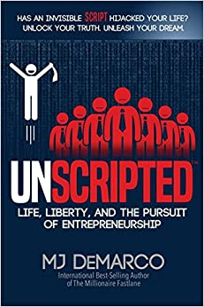 image for UNSCRIPTED: Life, Liberty, and the Pursuit of Entrepreneurship