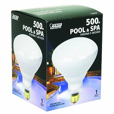 Feit Electric 500R/FL-130 500-Watt R40 130-Volt Pool/Spa Flood Reflector