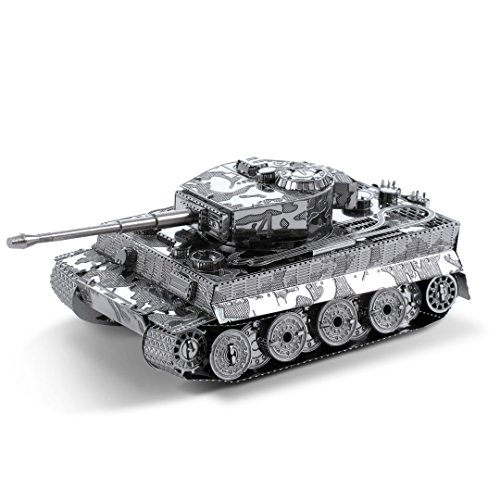 Fascinations Metal Earth Tiger Model product image