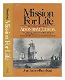 Mission for Life, Joan Jacobs Brumberg, 0029051002