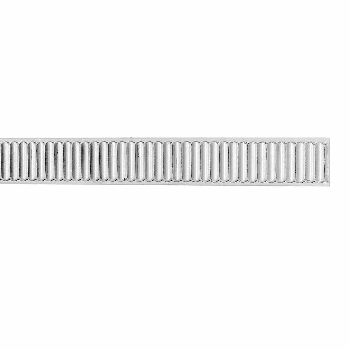 Renovator's Supply Chair Rail White Urethane Molding Railing Design 8 Pieces Totaling 628'' Length