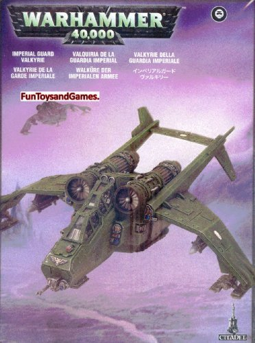Games Workshop Warhammer 40k Imperial Guard Valkyrie by Games Workshop