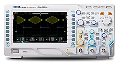 Rigol DS2202E 2 Channel Oscilloscope, 200 MHz