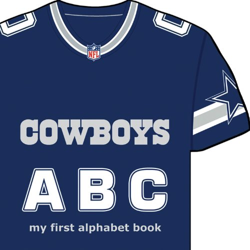 Dallas Cowboys ABC (Team Board Books)