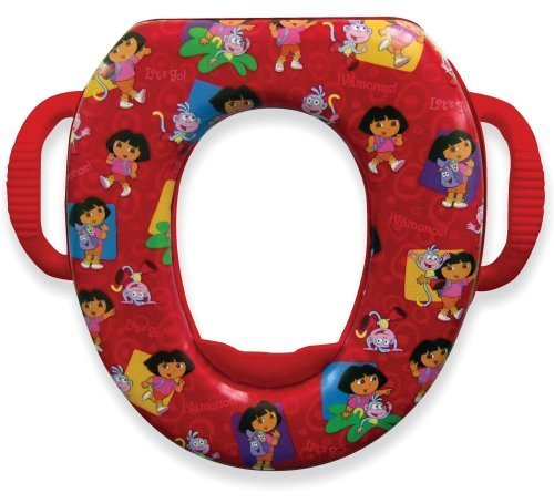 Ginsey Dora Soft Potty Seat (Discontinued by Manufacturer) by Ginsey [並行輸入品]   B00ZSR26SO