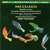 Messiaen: Reveil Des Oiseaux / Trois Petites Liturgies De La Presence Divine