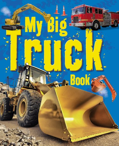 My Big Truck Book Ticktock 9781848987364 Amazon Books