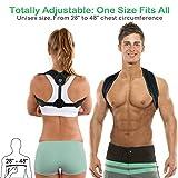 Back Posture Corrector for Men and