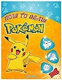 How to Draw Pokemon: How to Draw Pokemon Characters: Pokemon Drawing for Beginners: How to Draw Pokemon Characters Drawn Step by Step (Basic Drawing Hacks) (Volume 2)