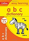 Collins Easy Learning – Picture Dictionary Ages 3 to 4