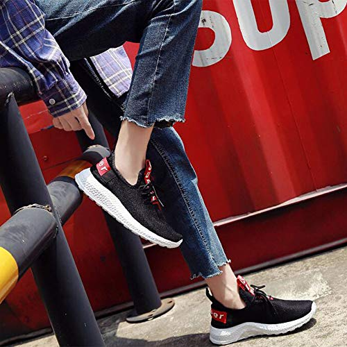 Studentessa Da Sportive Eu39 Ff Piccole Size Scarpe Singole cn39 colore uk6 Nero Bianche q5Exxtf
