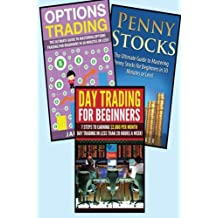 Stocks: 3 in 1 Master Class Box Set: Book 1: Day Trading for Beginners + Book 2: Penny Stocks + Book 3: Options Trading