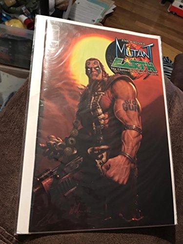 (image stan winston's mutant earth the continuing saga of trakk 3 comic)
