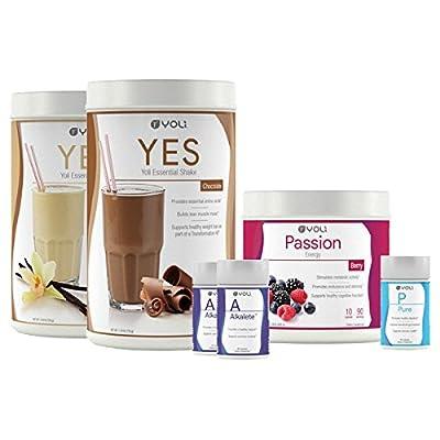 Yoli Better Body System - Transformation Kit Weight Loss System