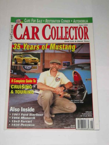 Car Collector Magazine June 1999 35 Years of Mustang