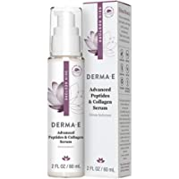 DERMA E Advanced Peptides and Collagen Serum, 2fl oz