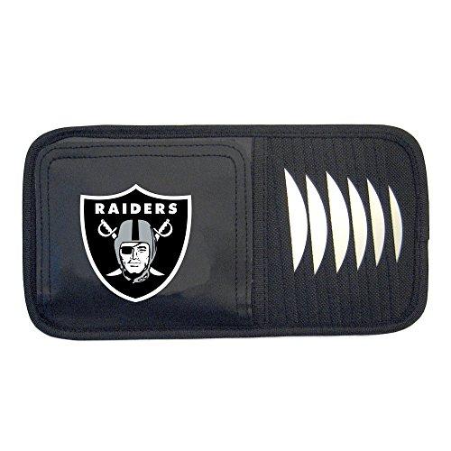 (Fremont Die NFL Oakland Raiders Visor Organizer, One Size)