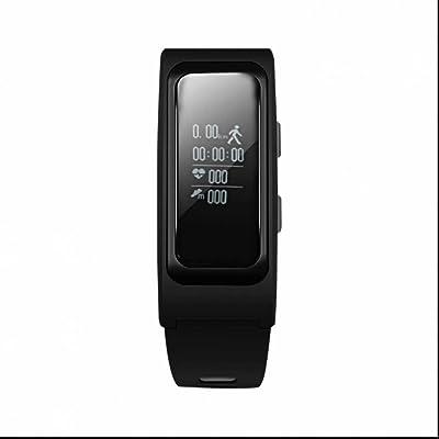 Bracelet Connecté,Tracker d'Activité Intelligente,Caméra Ecran,Sommeil chronomètre,Compteur de Calories,Podomètres,Outdoor Leisure pour Smartphone Android Connectivité Bluetooth iPhon