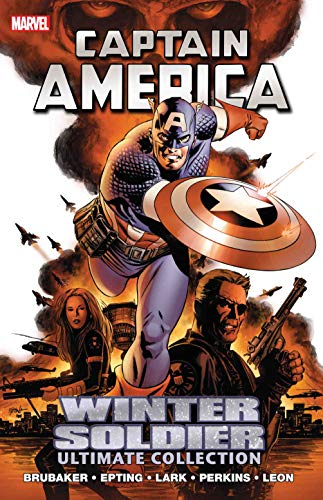 Captain America, Vol. 1: Winter Soldier Ultimate