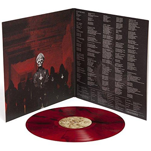 Infestissumam Red/Black Vinyl