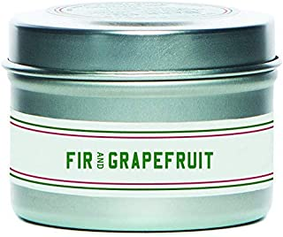 product image for Fir and Grapefruit Scent Travel Candle