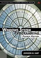 Windows System Programming, 4th Edition Front Cover