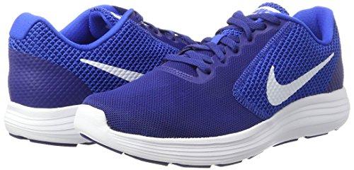 Men Cobalt Sport Blanc Nike bleu Royal Chaussure 3 Bleu Revolution De Hyper qZPpfwUAt