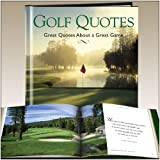 Golf Quotes, Joe Vanek, 1608101096
