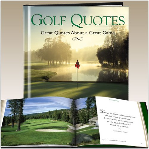 Golf Quotes Great Quotes About product image