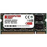 Komputerbay 1GBメモリ DDR 333MHz PC2700 200pin SODIMM ノート パソコン用 増設メモリ