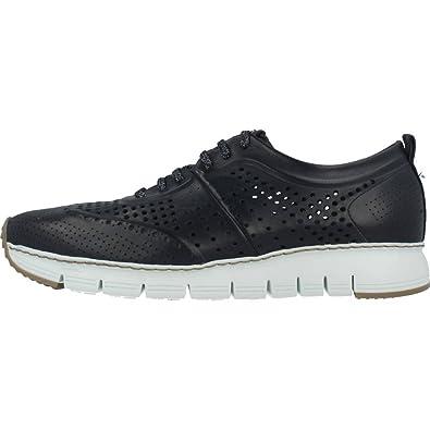 Zapatos para Hombre, Color Azul, Marca ANGEL INFANTES, Modelo Zapatos para Hombre ANGEL INFANTES 37056 Azul: Amazon.es: Zapatos y complementos