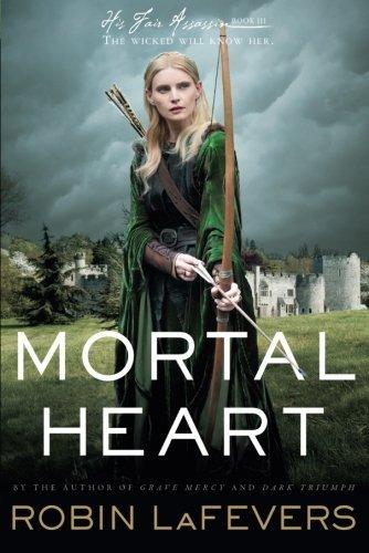 Mortal Heart (His Fair Assassin - Gravis Buxton