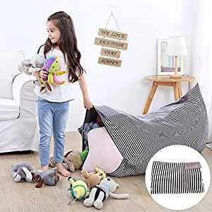 Amazon.com: Genenic – Puf extra grande de juguete suave con ...