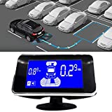Taimot Garage Parking Assistant with 4/6/8 Sensors LED Display/LCD Display/Buzzer 22mm Car Parking