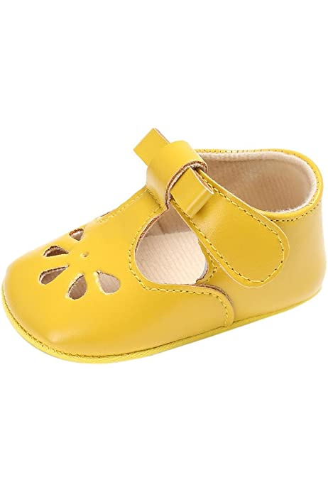 VEKDONE Baby Toddler Shoes Sneaker Anti-slip Soft Sole Lace Up Shoes