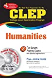 CLEP Humanities w/CD-ROM