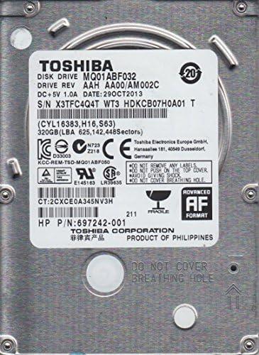 Toshiba Mq01abf032 Interne Festplatte 320gb 8 9 Cm 3 5 Zoll 5400rpm Sata Iii